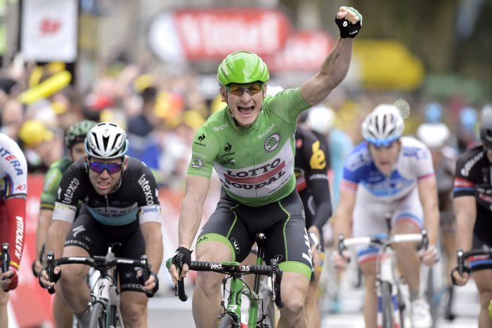 Tour de France 2015 - 102a Edizione - 5a tappa Arras - Amiens 189.5 km - 08/07/2015 - Andre Greipel (Lotto Soudal) - foto Nico Vereecken/PN/BettiniPhoto©2015