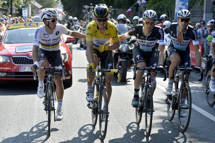 Tour de France 2015 - 102a Edizione - 6a tappa Abbeville - Le Havre 191.5 km - 09/07/2015 - Tony Martin (Etixx - Quick Step) - foto POOL Stephane Mantey/L'Equipe/BettiniPhoto©2015