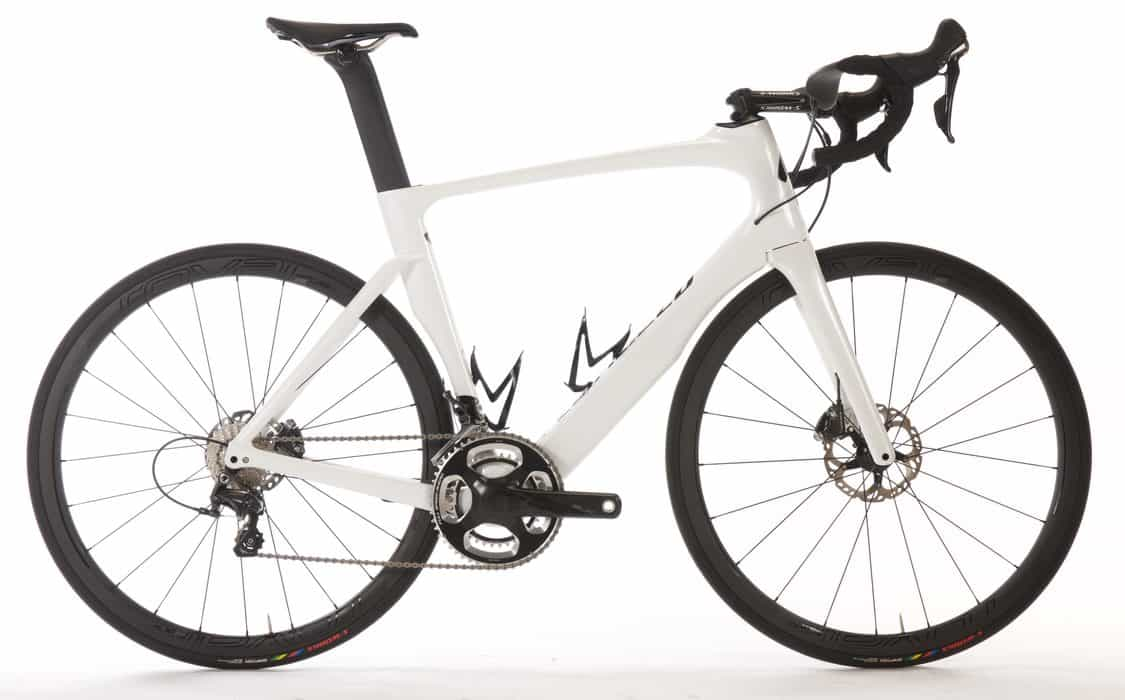 17bb3f30377 First Look: Specialized Venge ViAS Adds Disc Brakes | Road Bike Action