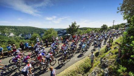 Tour de France 2016 - 103a Edizione - 6a tappa Arpajon sur Cere - Montauban 190.5 km - 07/07/2016 - Veduta - foto Nico Vereecken/PN/BettiniPhoto©2016