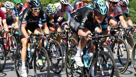 Tour de France 2016 - 103a Edizione - 7a tappa LÕIsle Jourdain - Lac de Payolle 162.5 km- 08/07/2016 - Vasil Kiryienka (Team Sky) - foto Graham Watson/BettiniPhoto©2016