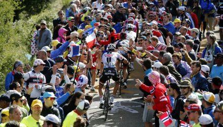 Tour de France 2016 - 12a tappa Montpellier / Mont Ventoux/Chalet-Reynard 178 km - 14/06/2016 - Veduta pubblico - Richie Porte (BMC) - foto Dion Kerkhoffs/Tim van Wichelen/BettiniPhoto©2016