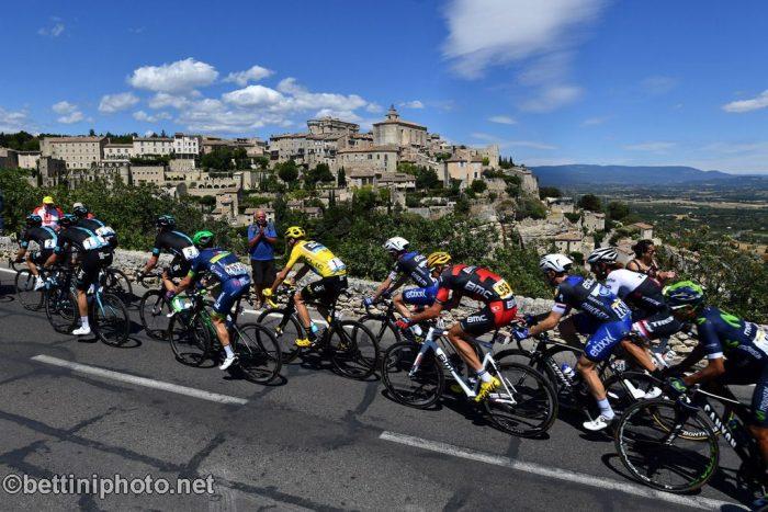 Tour de France 2016 - 103a Edizione - 12a tappa Montpellier - Mont Ventoux 184 km - 14/07/2016 - Veduta - foto Graham Watson/BettiniPhoto©2016