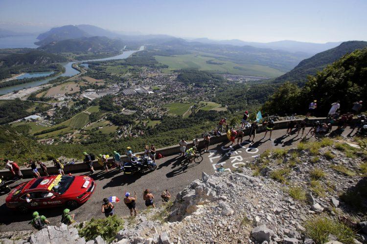 Tour de France 2016 - 103a Edizione - 15a tappa Bourg en Bresse - Culoz 160 km - 17/07/2016 - Rafal Majka (Tinkoff) - foto Jan De Meuleneir/PN/BettiniPhoto©2016