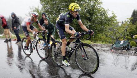 Tour de France 2016 - 103a Edizione - 20a tappa Megeve - Morzine 146.5 km - 23/07/2016 - Ion Izagirre (Movistar) - foto Dion Kerckhoffs/CVBettiniPhoto©2016