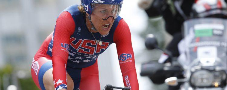 Campionati del Mondo Richmond 2015 - Road World Championship 2015 - Cronometro Donne Elite' 29,9 km - 22/09/2015 - Kristin Armstrong (USA) - foto Luca Bettini/BettiniPhoto©2015
