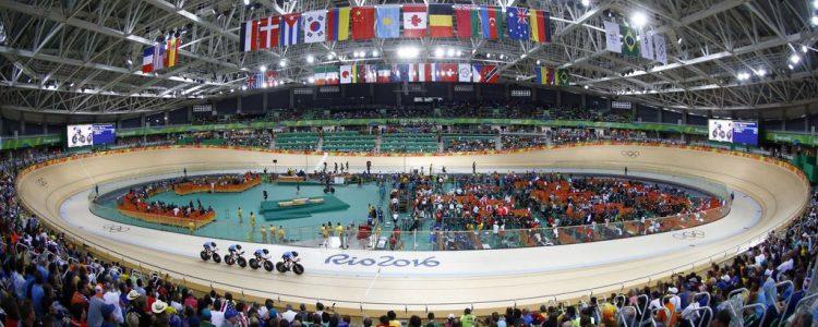 Olimpiadi Rio 2016 - Rio de Janeiro - Pista - Cycling Track - 11/08/2016 - Velodromo Rio de Janeiro - foto Luca Bettini/BettiniPhoto©2016