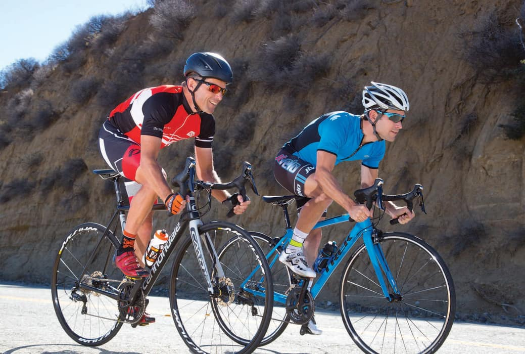 Shootout: Trek Emonda ALR vs  Cannondale CAAD 12 | Road Bike