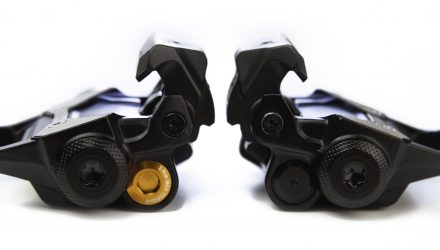 P1s Pedals - side view