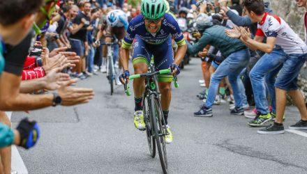 Il Lombardia 2016 - 110a Edizione - Como - Bergamo 241 km - 01/10/2016 - Johan Esteban Chaves (Orica - BikeExchange) - foto Luca Bettini/BettiniPhoto©2016