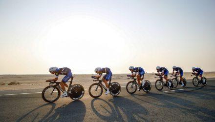 Campionati del Mondo Doha 2016 - Road World Championship 2016 - Cronosquadre UCI Uomini 40 km - 09/10/2016 - Etixx - Quick Step - foto Luca Bettini/BettiniPhoto©2016