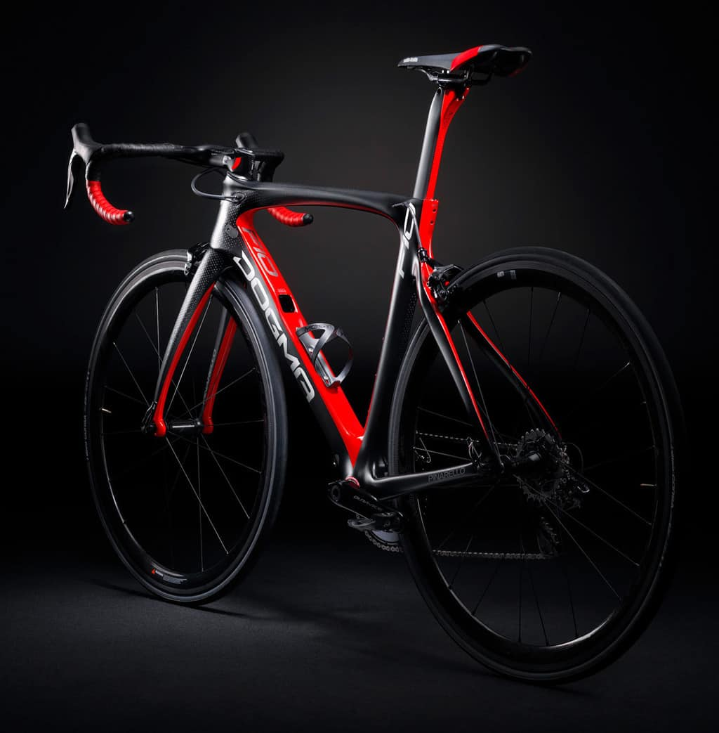 Welcome to the latest Pinarello Dogma. d307161c5