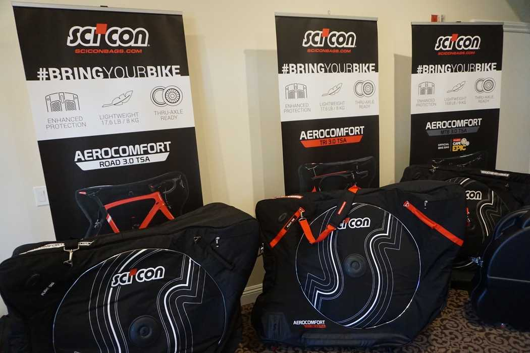 SciCon have possibly the most simple bike bags for all categories and their personal rain bags are some of the best.