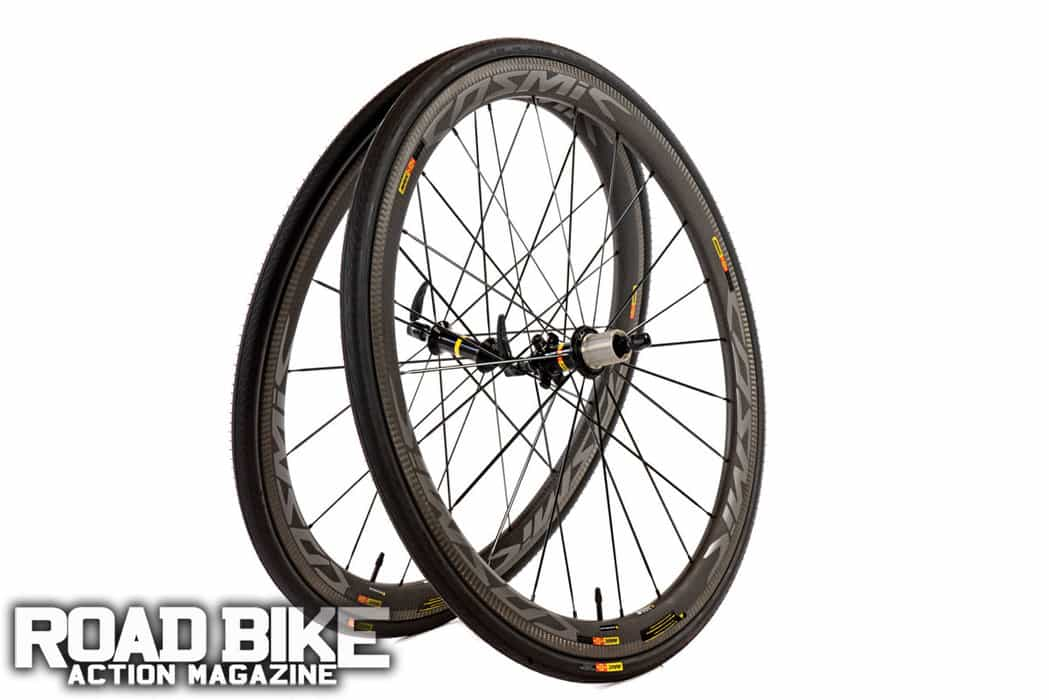 0b283b513cd TESTED: MAVIC COSMIC PRO CARBON SL C WHEELSET. Logging miles on a second-generation  carbon clincher