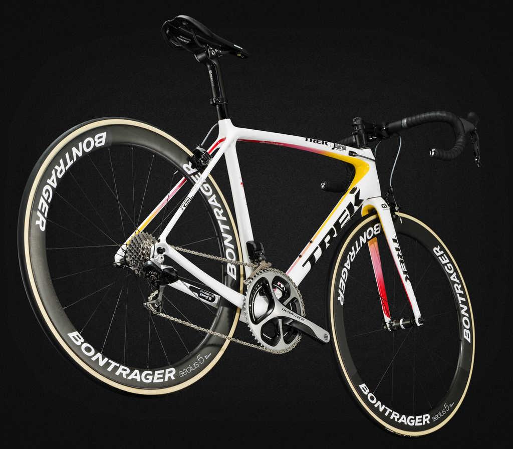 570c7e5d3a8 Trek Releases Special Contador Bike | Road Bike Action
