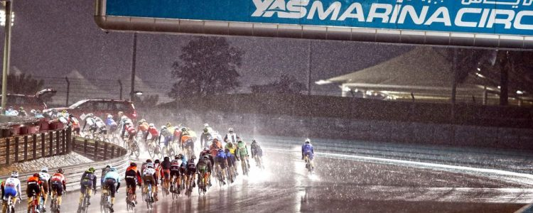 Abu Dhabi Tour 2017 - 4th stage - Yas Marina circuit 143 km - 26/02/2017 - Scenery - photo Roberto Bettini/BettiniPhoto©2017