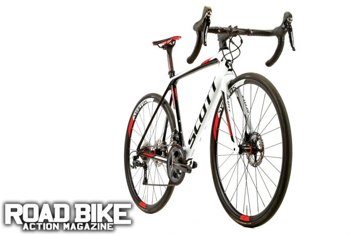 BIKE TEST: SCOTT ADDICT 20 DISC | Road Bike Action