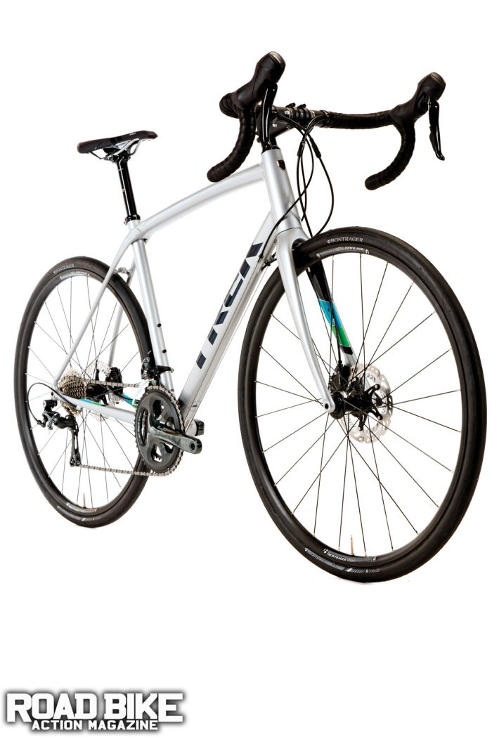 Bike Test: TWO-BY ALUMINUM Trek VS Cannondale | Road Bike Action