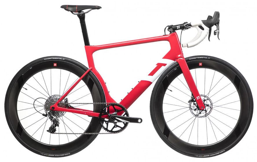 8e4bd609498 Will this be what road bike's look like in the future? Wider tire  clearance, disc brakes, aero frame and one by front ring. 3T is already on  it with this ...