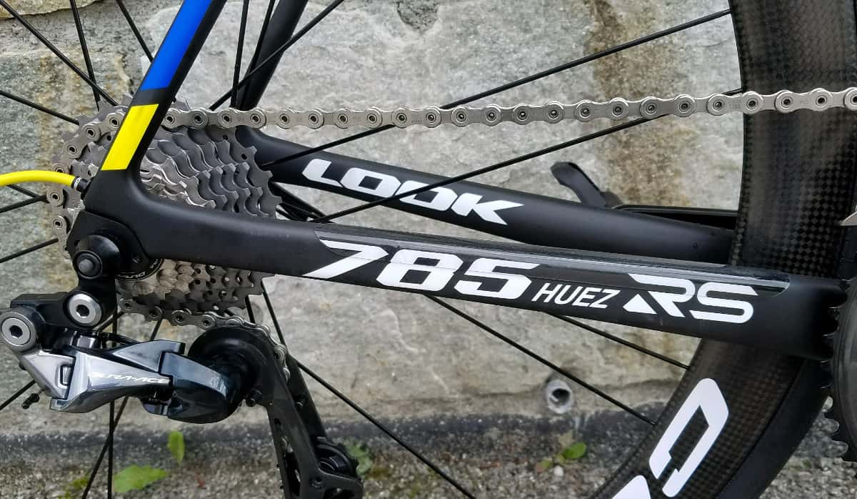 First Ride: Look Cycle's 785 Huez RS