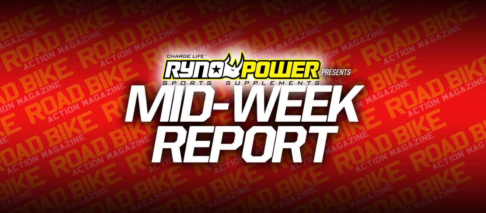 Mid-Week Report The Latest News, Products and Events | Road