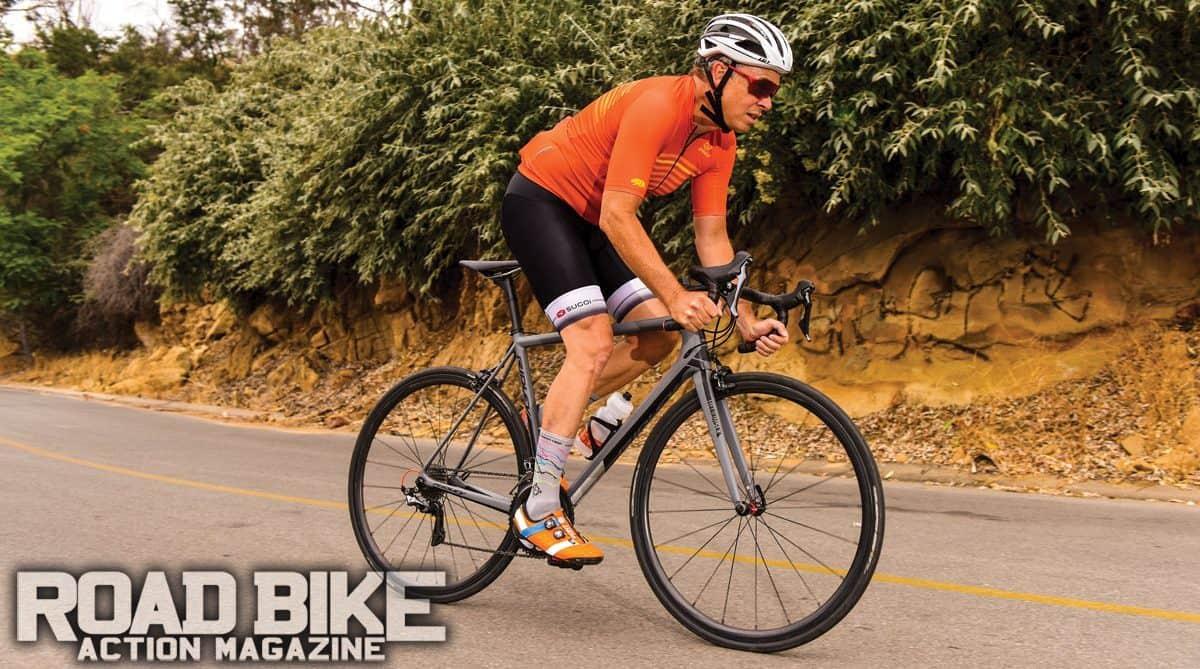 Bike Test Ridley Helium Slx Road Bike Action