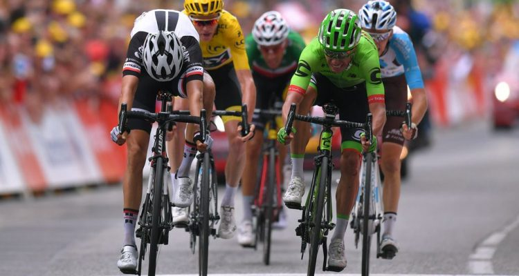 Road bike action tour de france stage 9 results for Richie porte salary