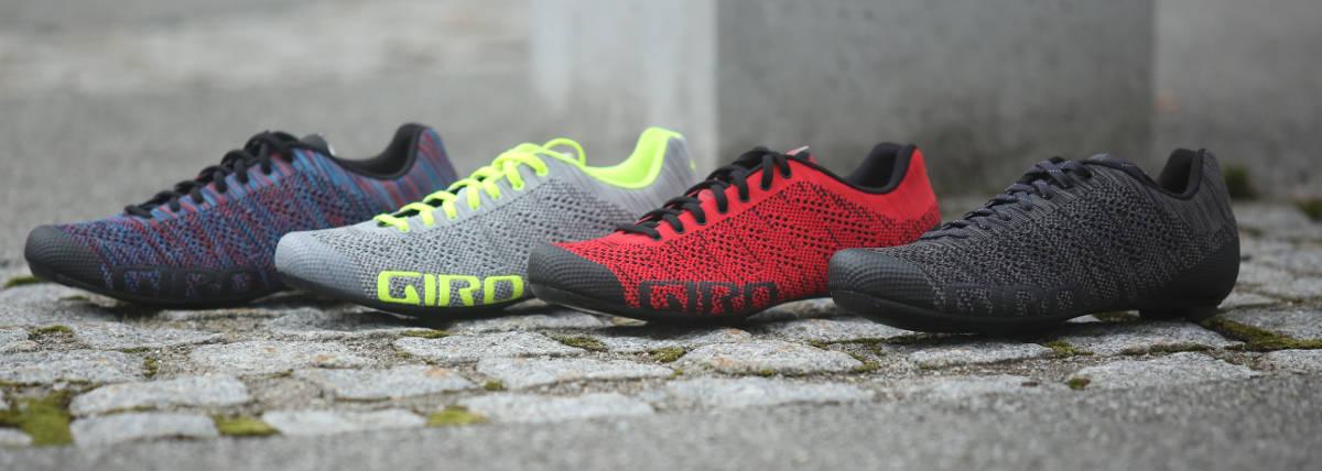 Giro Republic R Knit HV Mens Cycling Shoes