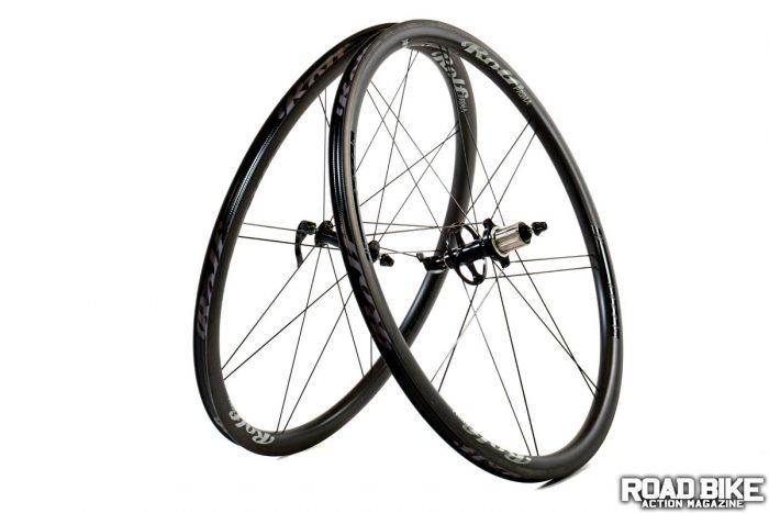 Wheel Test: Three Carbon Clinchers   Road Bike Action