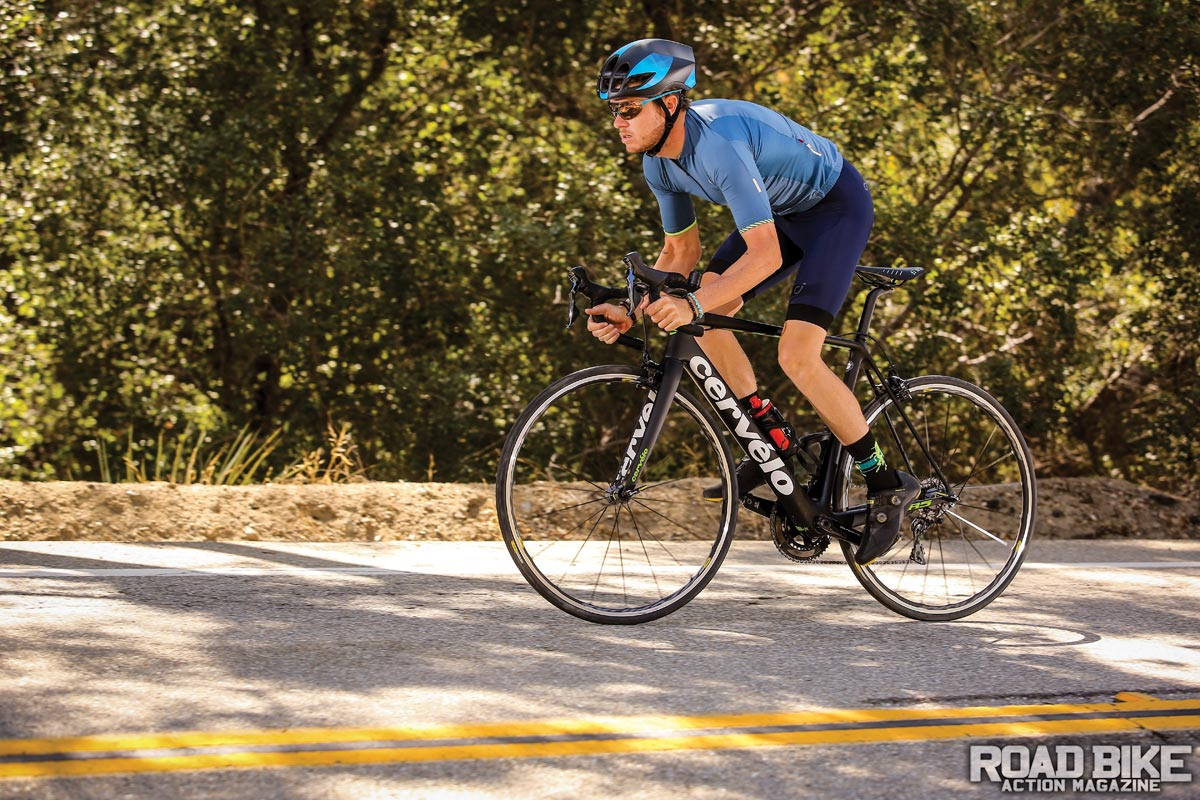 Bike Test: Cervelo R5
