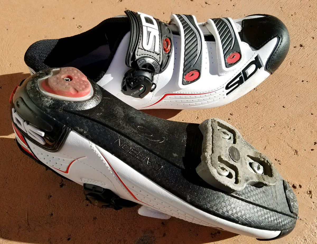 Lunch Ride Review: Sidi Alba | Road Bike Action