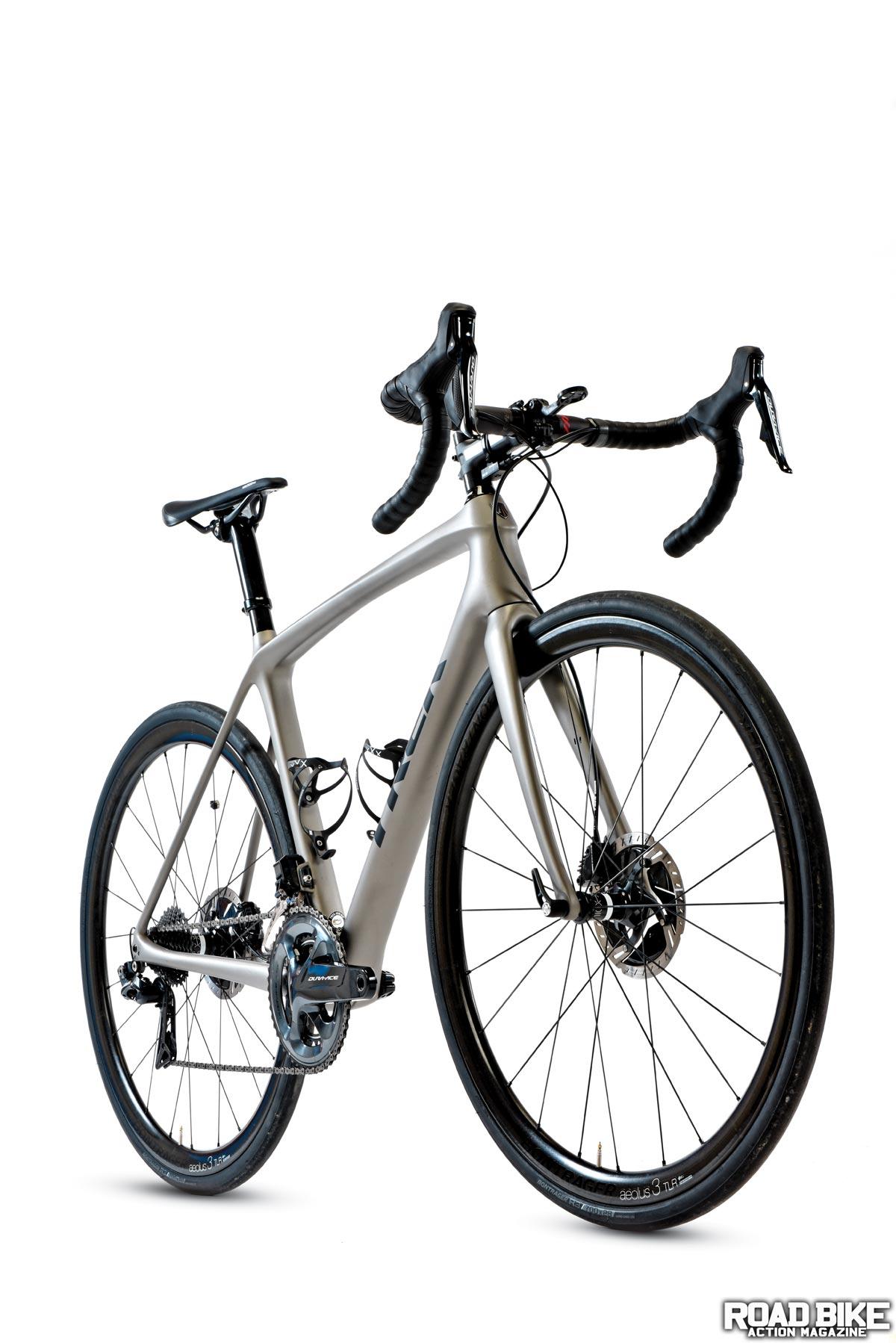 Bike Test: Trek Emonda SLR 9 Disc RSL   Road Bike Action