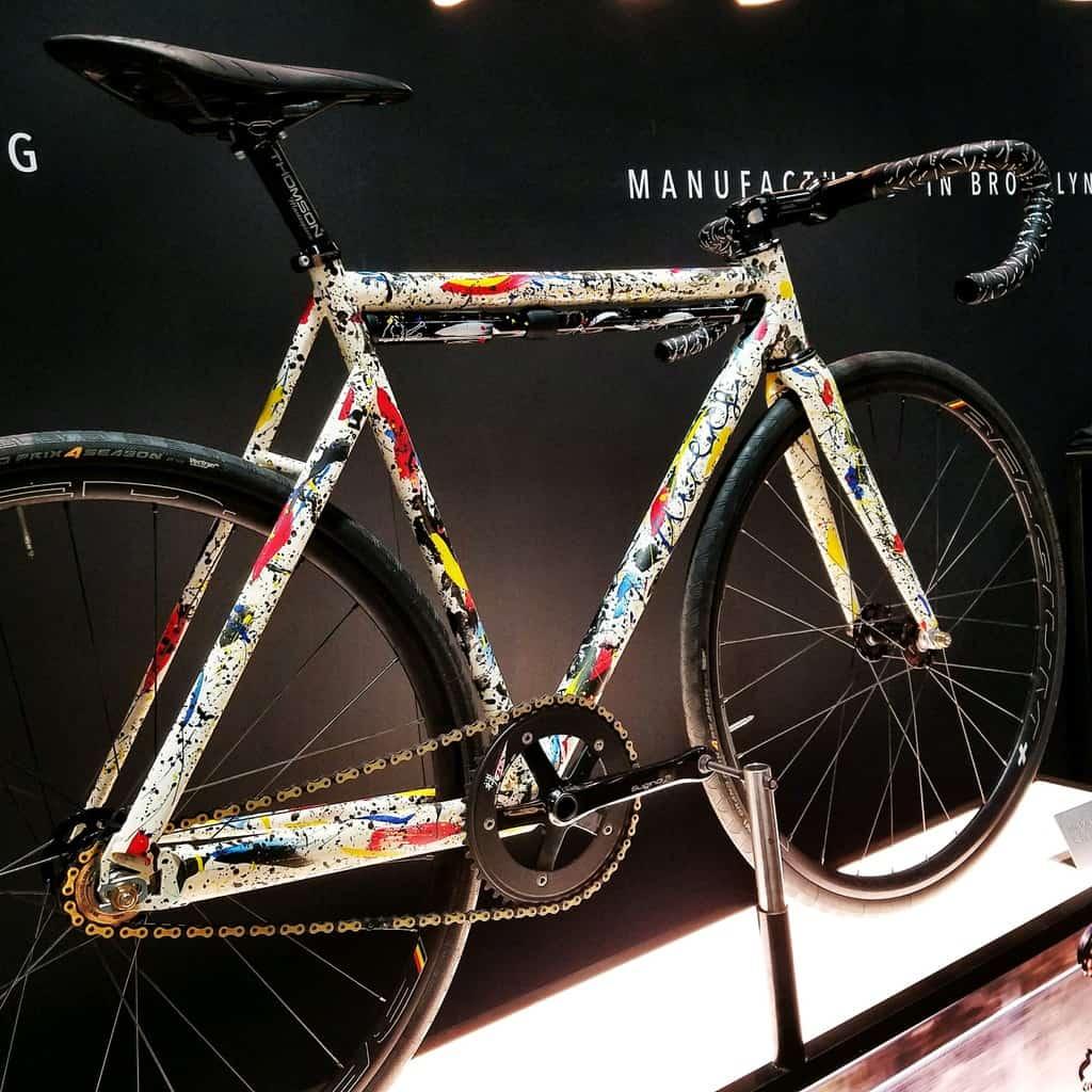ae0594cb4 Handmade bikes prove beauty is more than skin deep