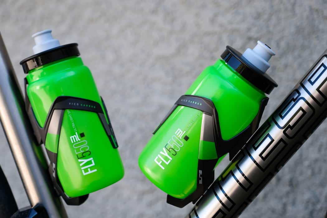 Lunch Ride Review Elite Vico Carbon Cage Amp Fly Bottle