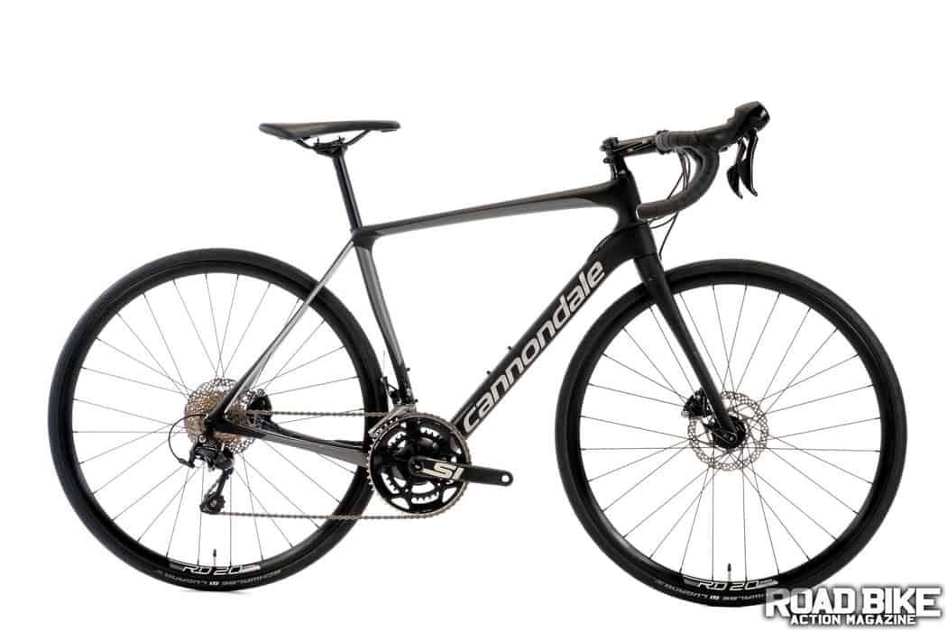 4d6825be7a6 Bike Test: Cannondale Synapse 105   Road Bike Action