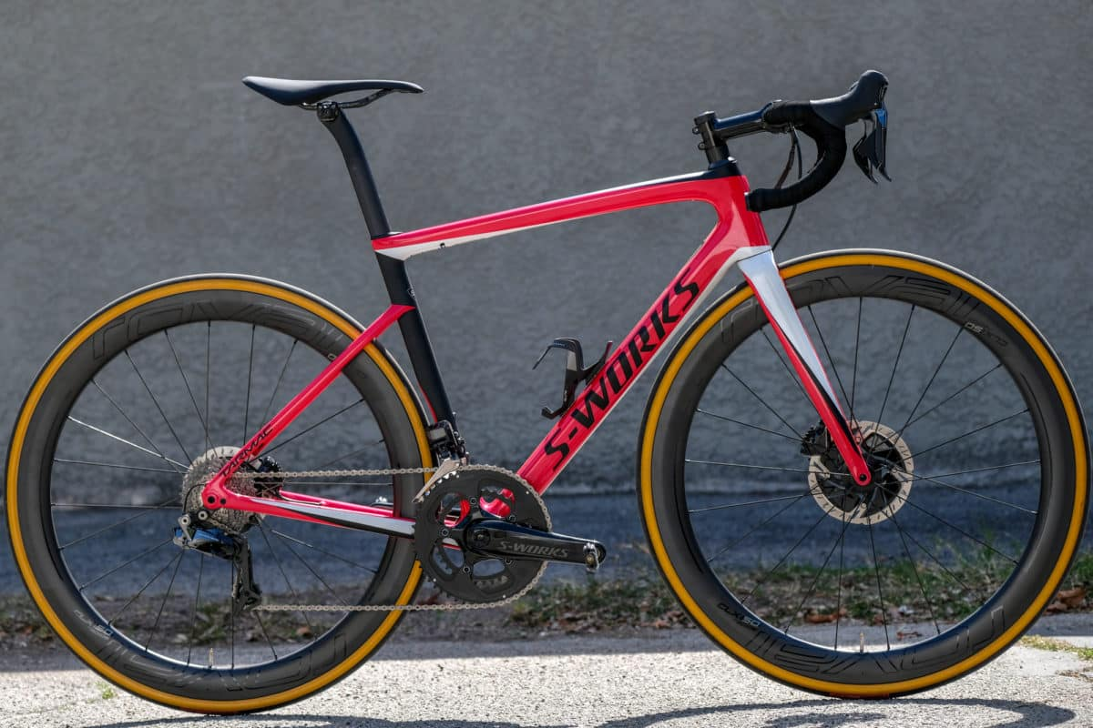 First Look: Specialized S-Works Tarmac Disc SL6   Road Bike