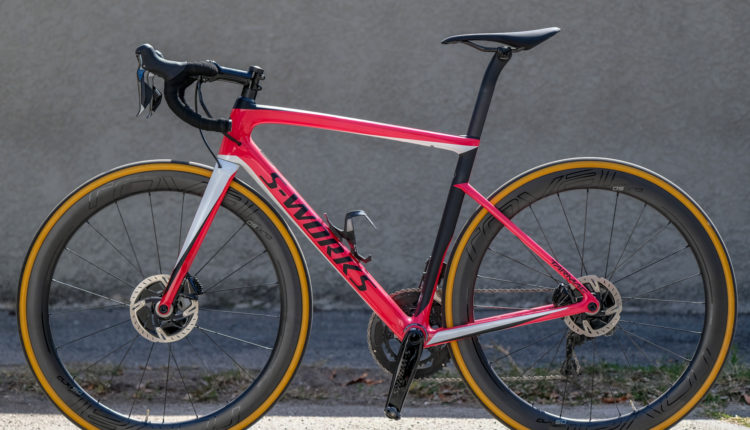 First Look Specialized S Works Tarmac Disc Sl6 Road
