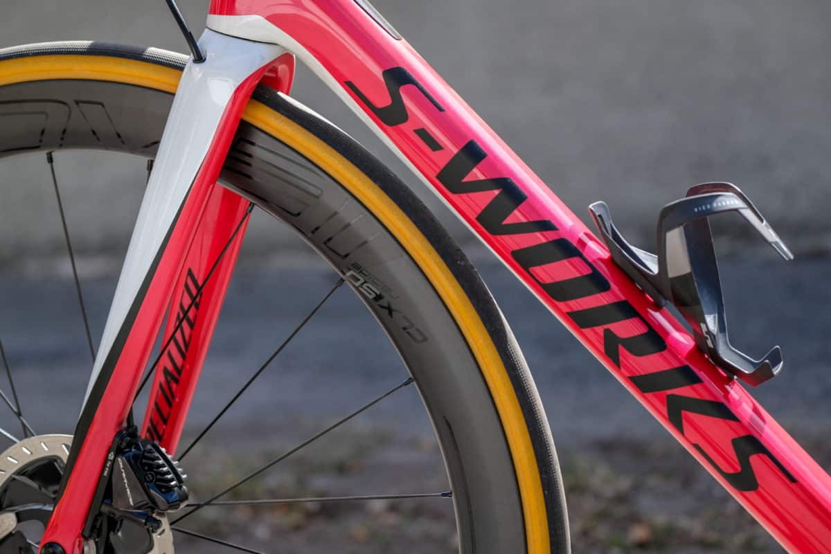 First Look: Specialized S-Works Tarmac Disc SL6 | Road Bike