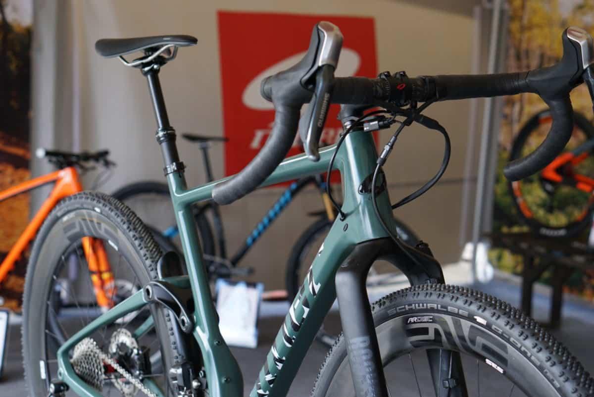 sea otter classic niner mcr prototype bike road bike action. Black Bedroom Furniture Sets. Home Design Ideas