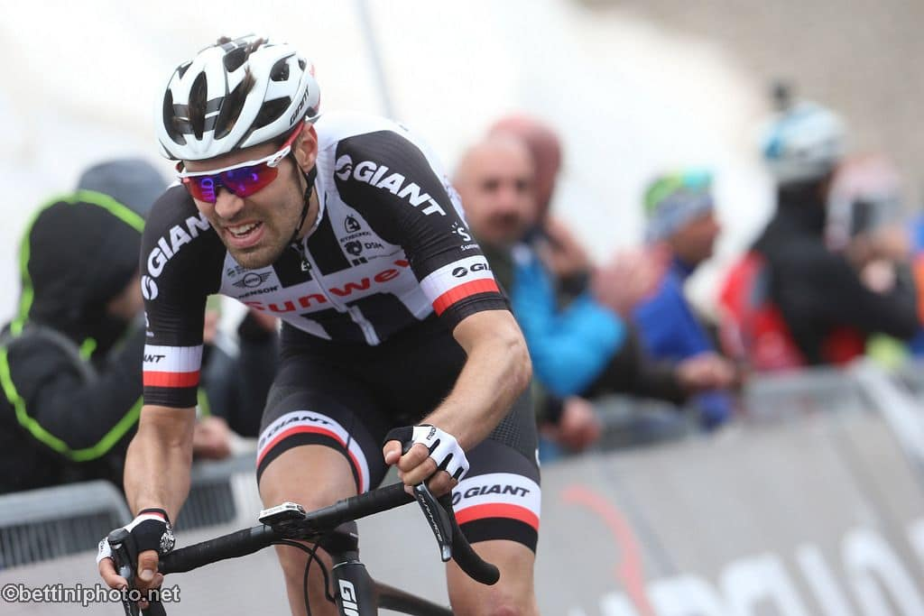 Video Tom Dumoulin Press Conference Road Bike Action
