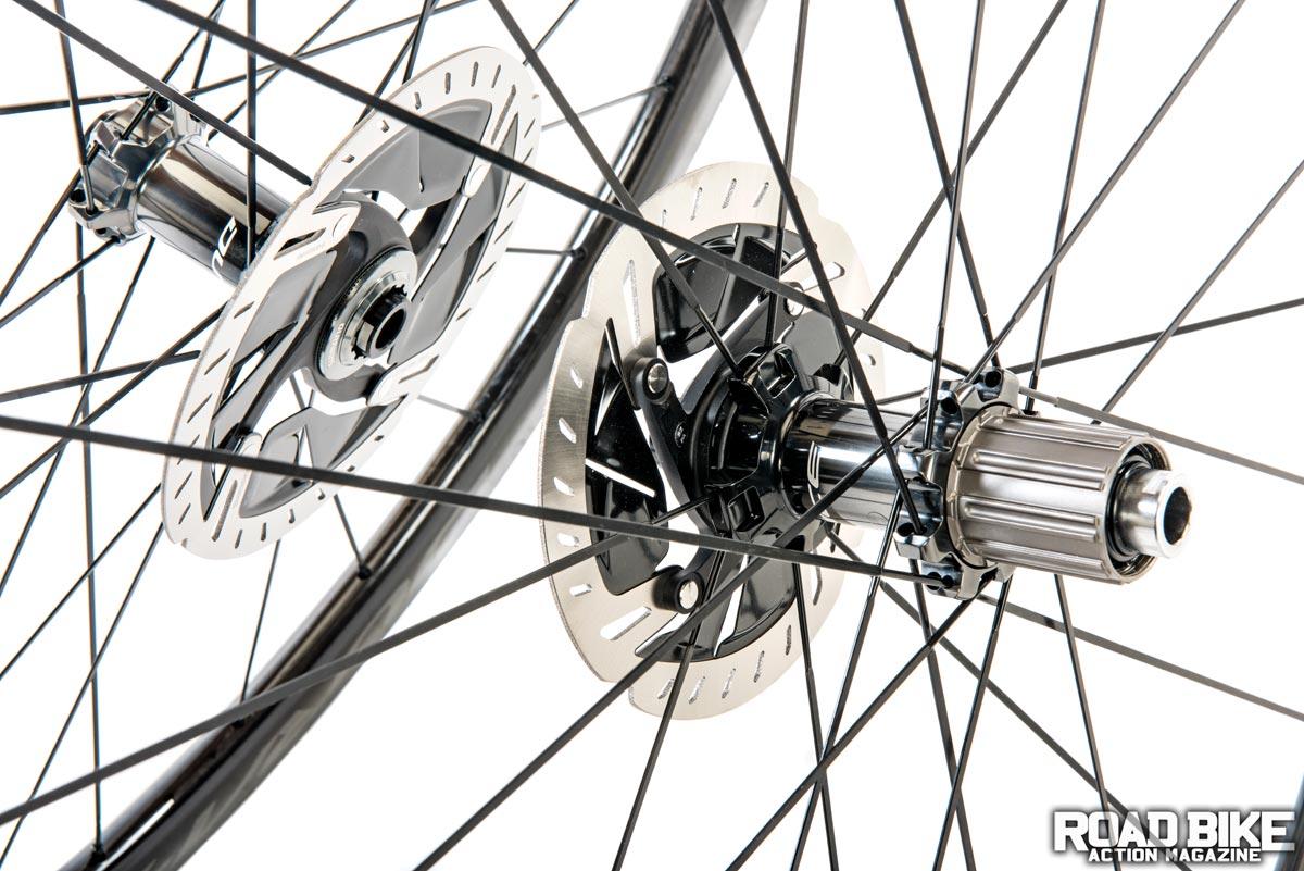 Tested: Shimano versus Zipp Wheels