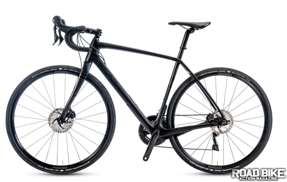 Gravel Bike Test: Trek Checkpoint SL6 | Road Bike Action