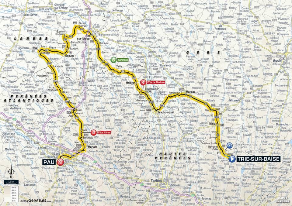 Tour De France  Stage  Preview