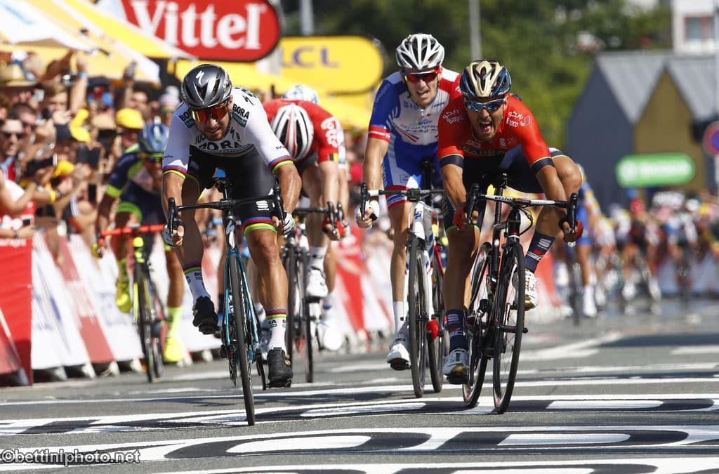 Tour De France 2018 Recap And Results Stage 2 Road Bike Action