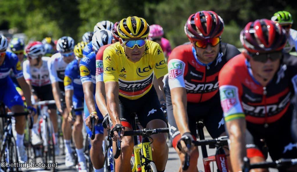 Tour de France 2018 - 105th Edition - 5th stage - Greg Van Avermaet (BEL -  BMC) 3ea26190e