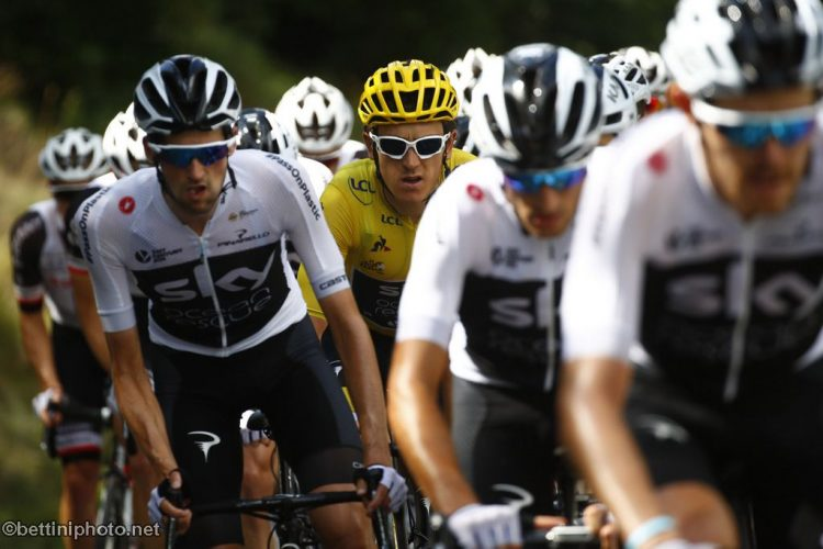 Team Sky Has New Owners & Name