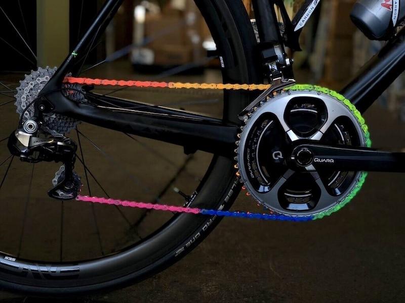 Wend Bike New Colored Chain Lube Road Bike Action