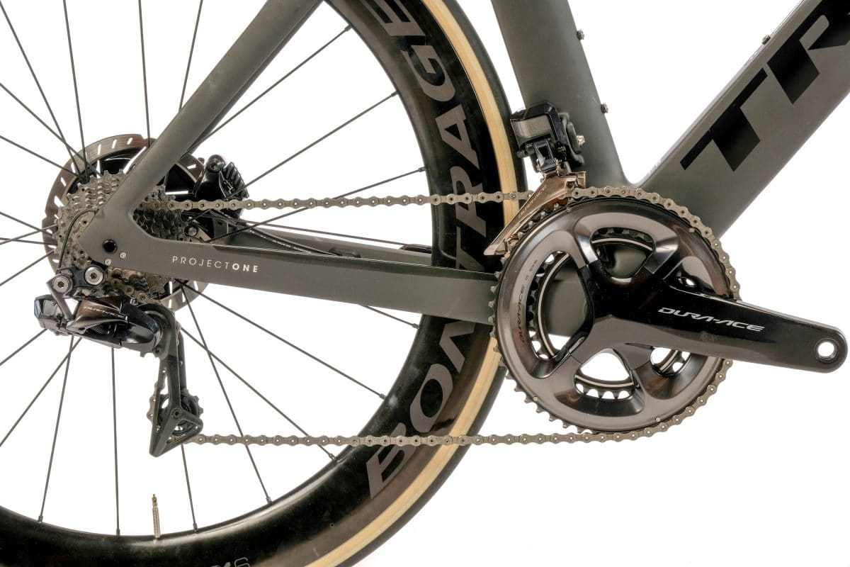 All 2019 Trek Road Bikes Only Available with Compact Chainrings