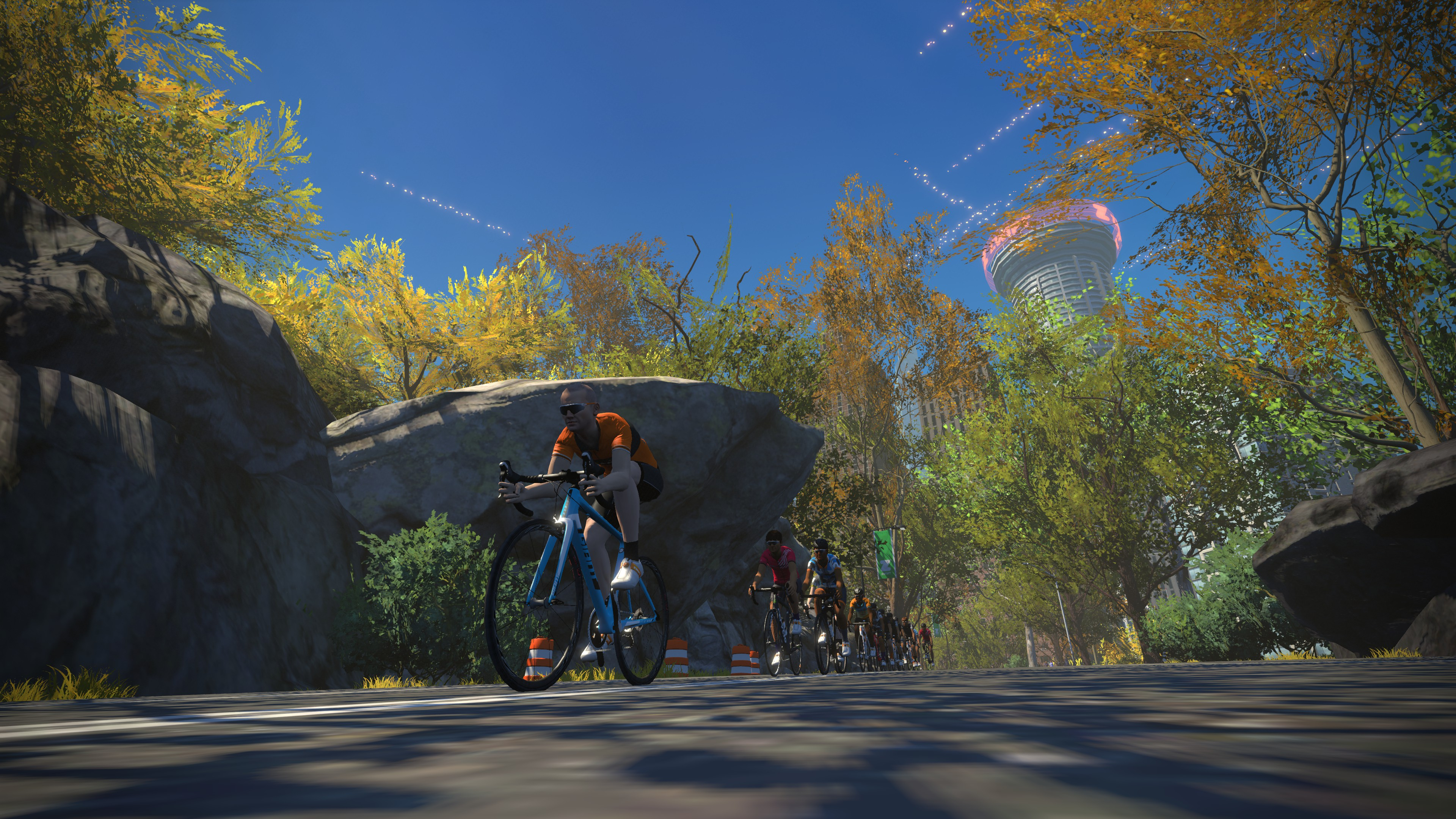 Zwift Unveils New York City | Road Bike Action