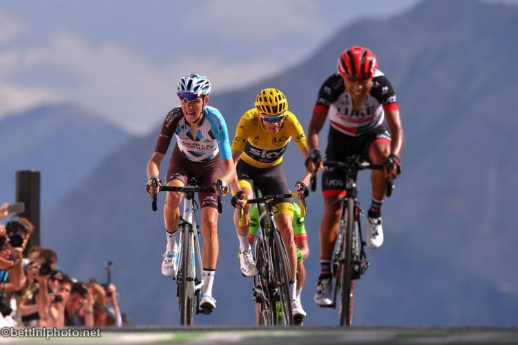 Tour de France will Add Time Bonuses on Climbs